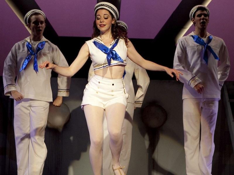Dames at Sea Show Image