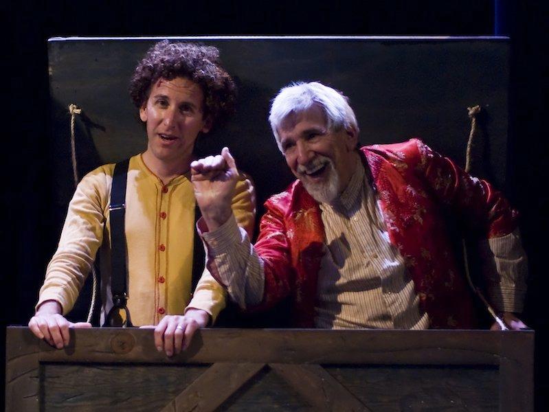 The Fantasticks Show Image