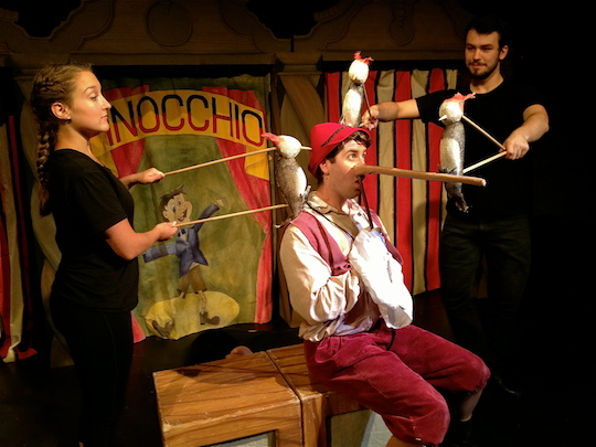 Pinocchio Show Image