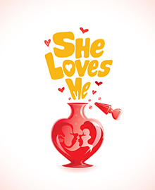 She Loves Me Logo
