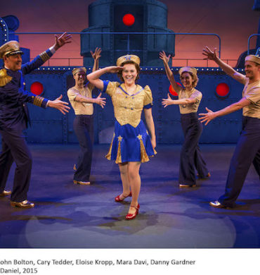DAMES Garners Nine Major Award Nominations – Including Tony Award