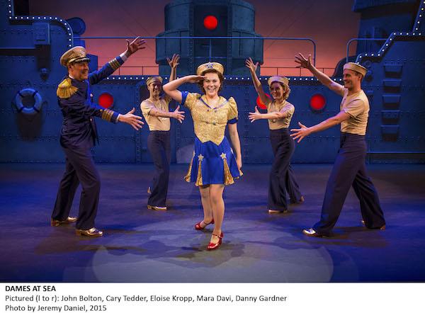DAMES Garners Nine Major Award Nominations – Including Tony Award