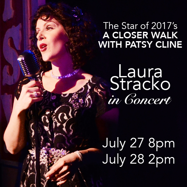 A Closer Walk with Patsy Cline Star Laura Stracko in Concert